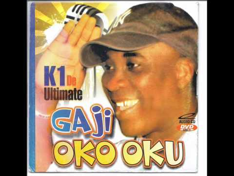 Wasiu Ayinde  ( Audio Live  Music  Gaji Oko Oku )
