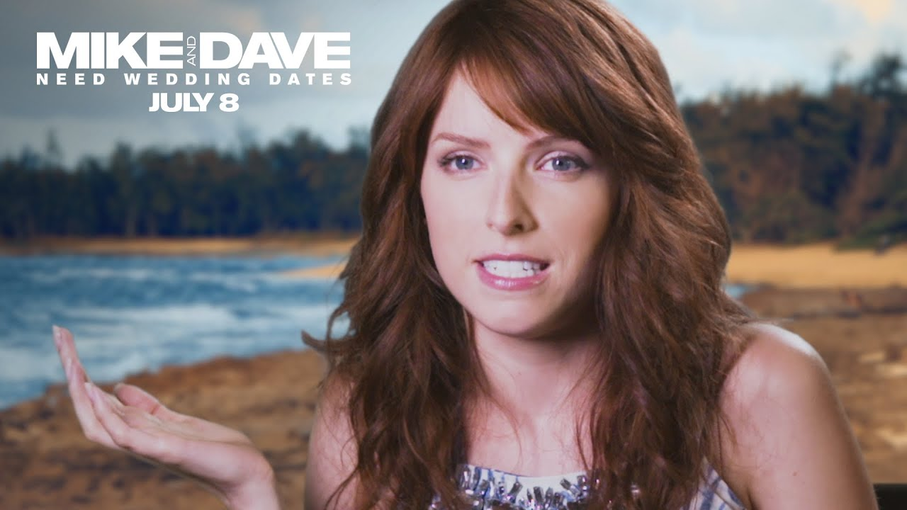 Mike and Dave Need Wedding Dates - On the Story
