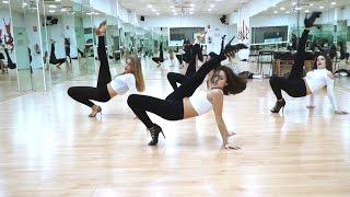 Tinashe - Wildfire | Heels | Barbara Pereira