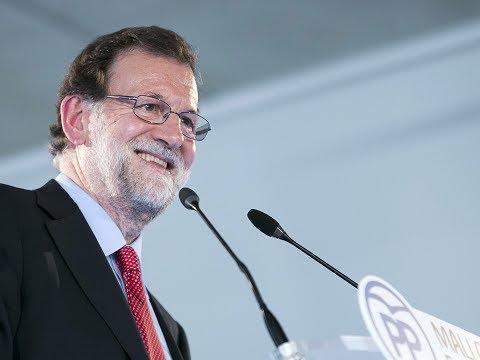 """Rajoy: """"España va a seguir siendo España mal que le pese a alguno"""""""