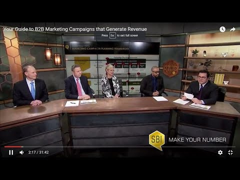 Your Guide to B2B Marketing Campaigns that Generate Revenue