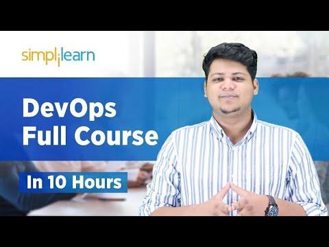 DevOps Tutorial For Beginners   DevOps Full Course   Simplilearn