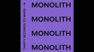 Thirty Seconds To Mars - Monolith (Official Audio)