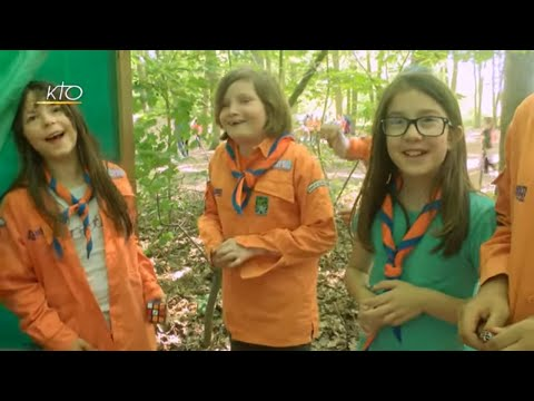 Scoutisme : l'apprentissage de la vie en groupe (1/4)