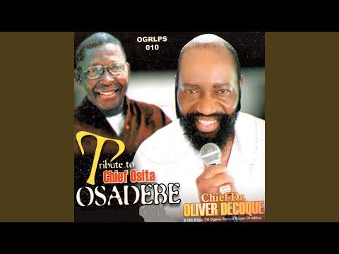 Tribute to Chief Osita Osadebe