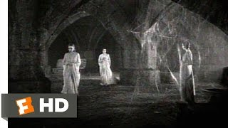 Dracula (2/10) Movie CLIP - Dracula's Wives Awaken (1931) HD