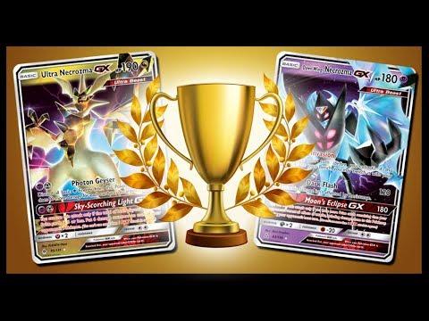 Ultra Necrozma GX / Malamar – Pokemon TCG Online Tournament