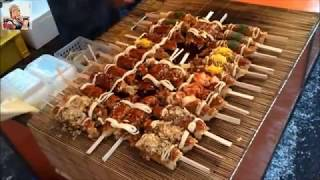 Street Food Japan - A Taste of Delicious Japanese Cuisine