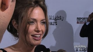 A Mighty Heart Premiere