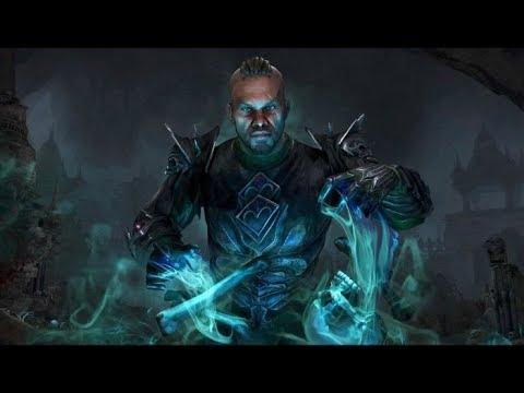 Elder Scrolls Online - Hands On Gameplay Video with Elsweyr's Necromancer