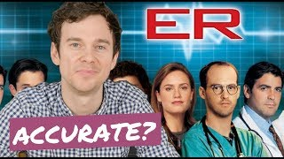 How accurate is ER? Real life DOCTOR reaction