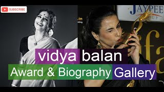 Vidya Balan Bollywood Actress Video Gallery & biography | Awards | Beauties & Vidya Balan Profile
