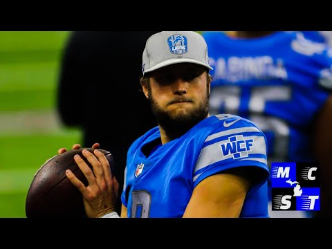 Matt Stafford Passes Final Covid-19 Test, Will Play vs Minnesota Vikings!!!