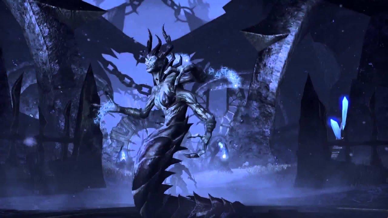 Elder Scrolls Online: видео - Е3: Интервью с Марией Алипрандо от TGS (RUS)