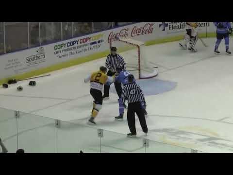 Mitch Vandergunst vs. Vytal Cote