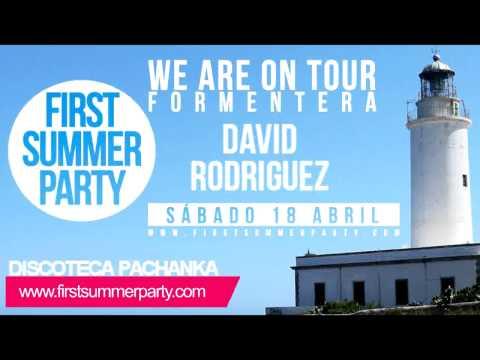 First Summer Party On Tour: Formentera, discoteca Pachanka