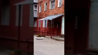 Стройка. Октябрьский городок