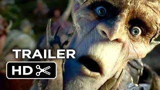 Strange Magic Official Trailer 1 2015  George Lucas Animated Movie HD