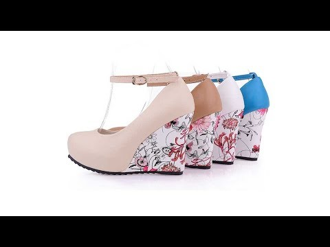 Best Wedge Wedding Shoes in Aliexpress |Wedge Wedding Shoe review