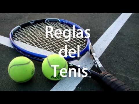 Reglas Basicas del Tenis