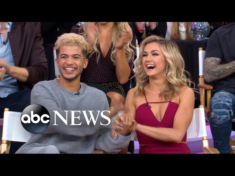 The 'Dancing With the Stars' finalists dish on the season finale live on 'GMA'
