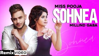 Sohnea (Remix) | Miss Pooja Feat. Millind Gaba | Latest Remix Song 2020 | Speed Records