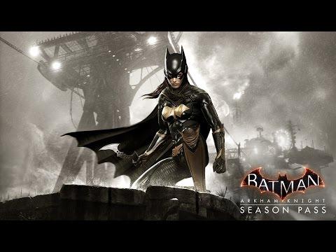 Batman: Arkham Knight — Batgirl: A Matter of Family