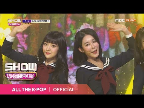 Show Champion EP.306 S.I.S - Always Be Your Girl