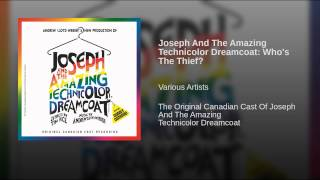 Joseph And The Amazing Technicolor Dreamcoat: Who's The Thief?