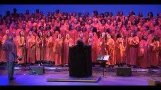 Donnie McClurkin - Purple - Gospel Festival de Paris 2010