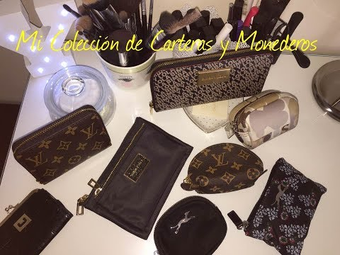 Mi Colección de Carteras y Monederos