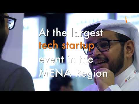 GITEX Future Stars is the place to be for networking in MENA