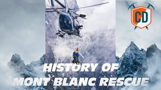 A History Of Mountain Rescue In The Mt Blanc Massif | Climbing Daily Ep.1767 by EpicTV Climbing Daily