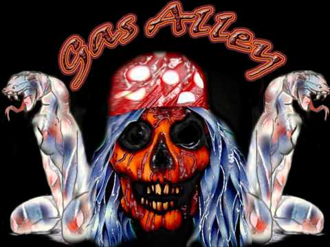 GAS ALLEY - Hate & Whiskey