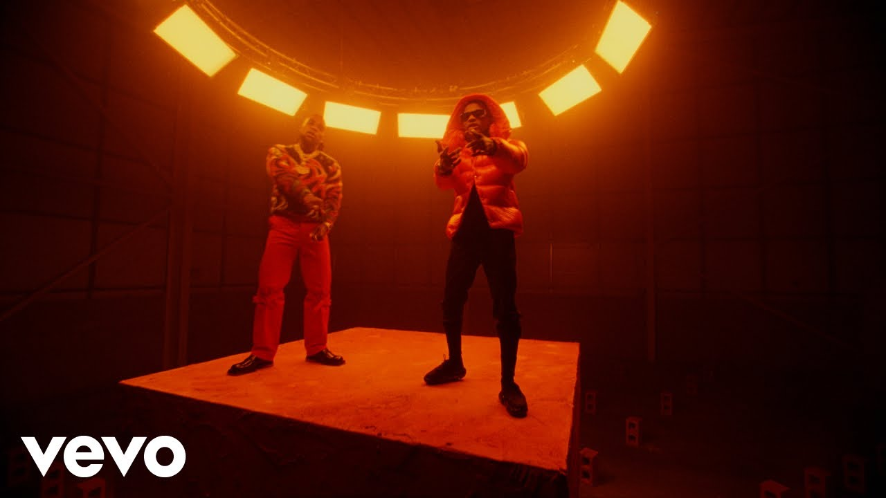 WizKid - Ginger Ft. Burna Boy (Official Video)