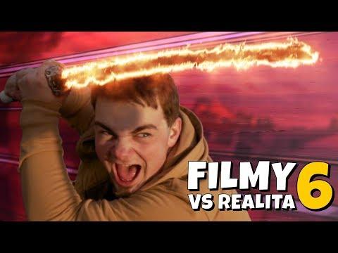Filmy VS Realita #6 Anime w/Duklock