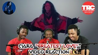 "Ciara ""Greatest Love"" Music Video Reaction"
