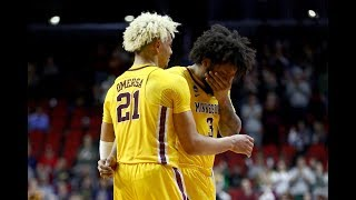 Minnesota Senior Jordan Murphy Emotional As He Checks In One Last Time To Close Out College Career