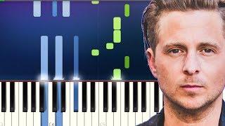 OneRepublic   Rescue Me (Piano Tutorial)