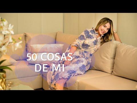 50 Cosas Sobre Mí | Dayana Jaimes Martín Elías