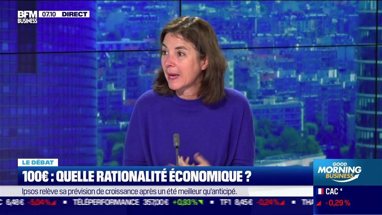 Le débat  : 100 euros, quelle rationalité économique ?