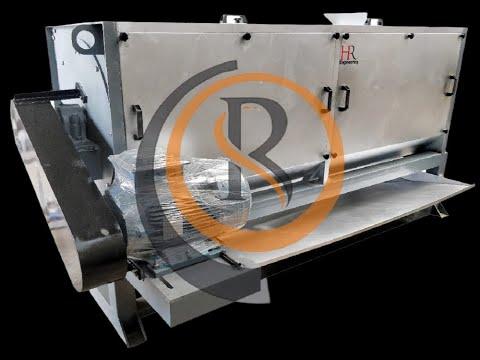 Centrifugal Dryer & Hot Air Dryer System