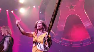 Aerosmith gives us a killer Sweet Emotion at Park MGM Theater in Las Vegas Apr 6 2019