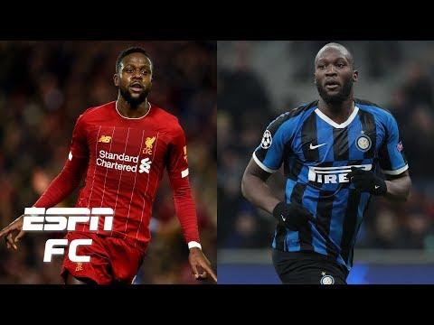 Liverpool's Divock Origi or Inter Milan's Romelu Lukaku? Steve Nicol makes his pick   Extra Time