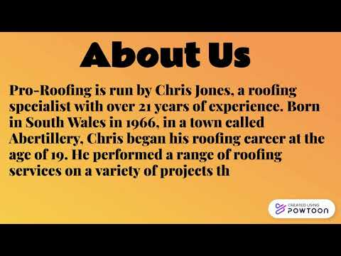 Videos from Pro-Roofing