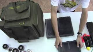 Карповая сумка на 8 катушек