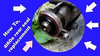 4l80e output shaft seal replacement - Thủ thuật máy tính