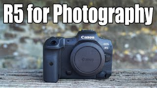 Canon EOS R5 PHOTOGRAPHY Review (Res, Noise, DR, AF, IBIS, LE, GPS)