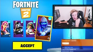I Gifted CHAPTER 2 Battlepass To Fortnite Streamers