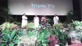 Iesu E Komo Mai By The Triple T's